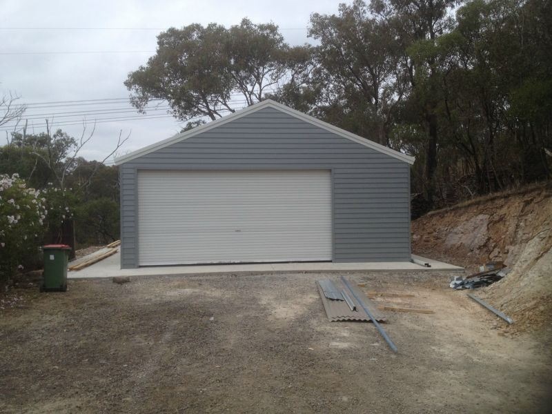 Residential Garages 2